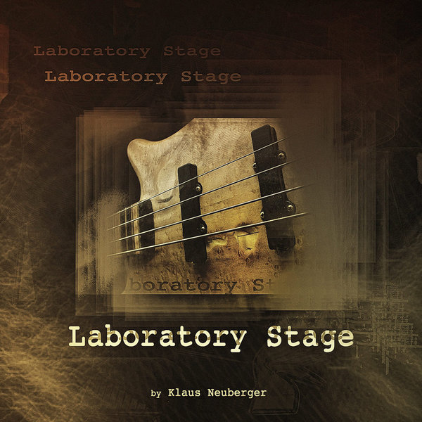 Laboratory Stage Audio CD